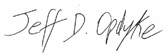 jeff signature